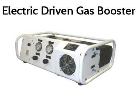 Electric Driven Gas Booster