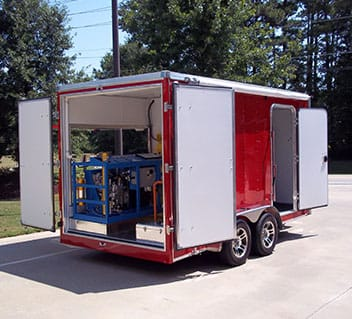 Air Trailer/Mobile Compressors