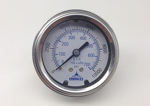 Mako compressor parts Manual